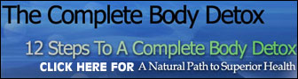12 Steps To A Complete Body Detox
